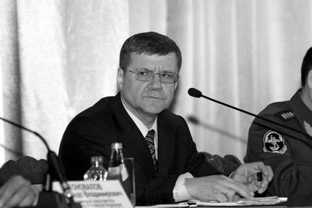 Путин предложил должность генпрокурора Юрию Чайке Россия